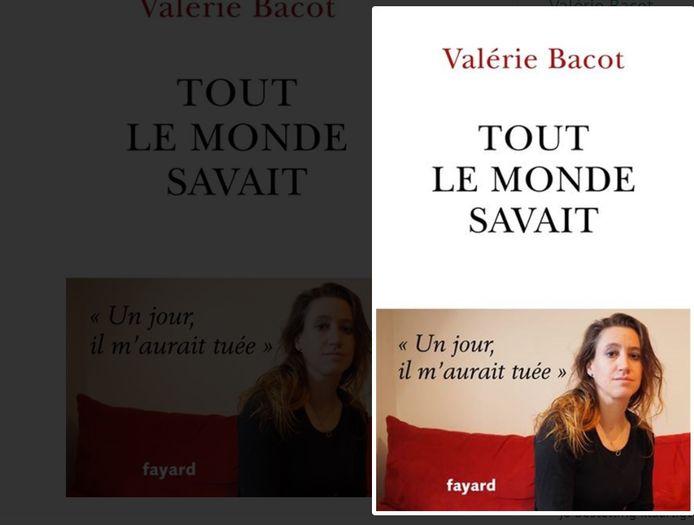 Het boek 'Tout le monde savait' (Iedereen wist het) is begin mei verschenen.