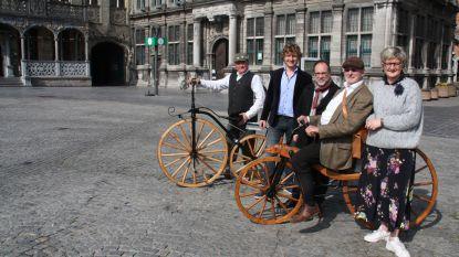 Eerste intergemeentelijke wielerwedstrijd ter wereld vond 150 jaar geleden plaats in... Veurne