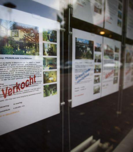NVM: Woningmarkt ontploft, recordaantal huizen verkocht
