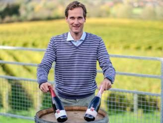 """Wijndomein Entre-Deux-Monts laat coronajaar achter zich met nieuw logo, nieuwe wijn en een nieuwe zomerbar: """"We hebben niet stilgezeten"""""""