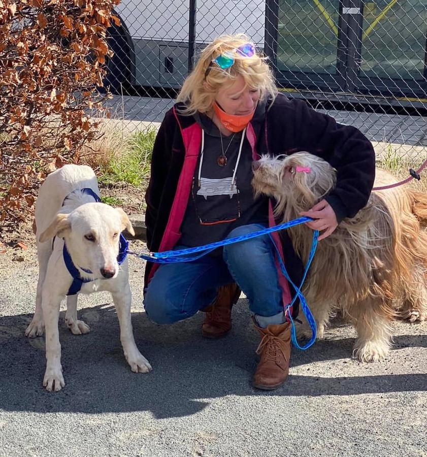 Mieke Van Camp van Hugs with Tails.