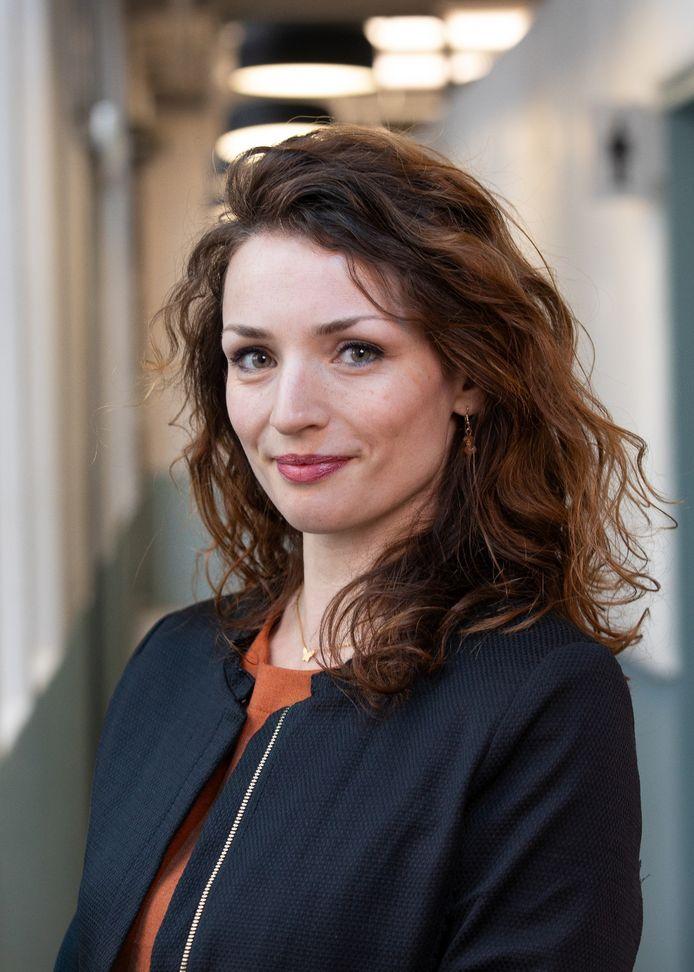 Stefanie Vatta, sportwethouder in Oisterwijk