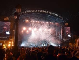 """Brussels Summer Festival moet opnieuw jaartje overslaan: """"Te veel beperkingen en onzekerheden"""""""
