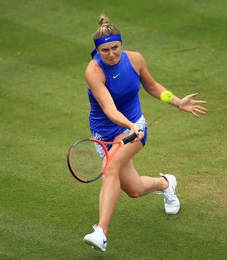 Svitolina is vraagteken voor Wimbledon