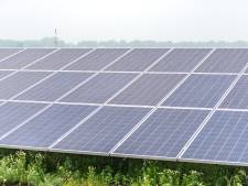 Mogelijk zonnepanelen op geluidswal langs A58 bij Biezelinge