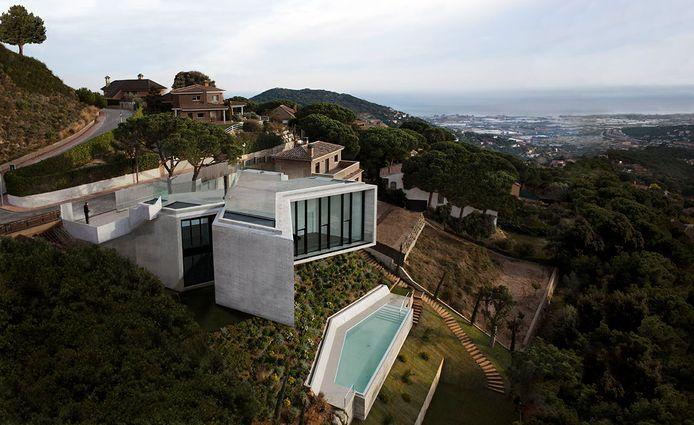 X-House, Barcelona, Spanje