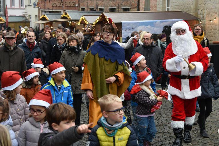 De kerstmarkt gaat dit jaar haar dertigste jaargang in.