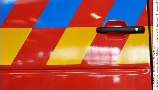 Loos alarm na enveloppe met wit poeder nabij Anspach-center