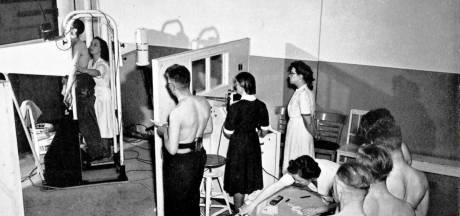Röntgen, het begin van het 'nieuwe' Philips