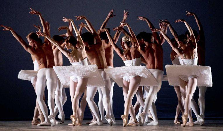 Viktor en Rolf en het Nationale Ballet. Beeld anp