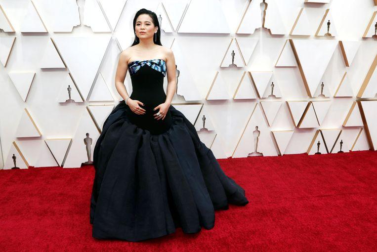 Kelly Marie Tran in Hollywood.