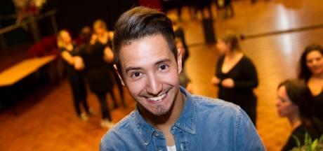 Linedancer Marlon Ronkes sportman van het jaar in Valkenswaard