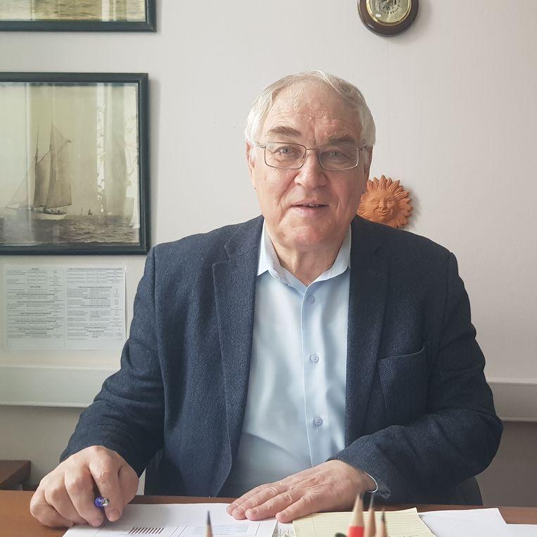 'Buitenlands agent' Lev Goedkov. Beeld Tom Vennink