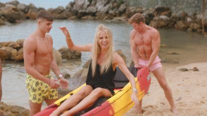 'Temptation Island' wordt even 'Fit met Annelien'
