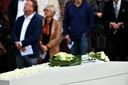 Funérailles de Charlotte Gysel, mortellement percutée par un conducteur en état d'ivresse