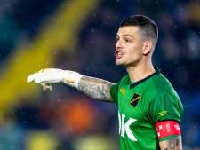 Trotse aanvoerder Olij ziet sterk NAC slechte periode afsluiten: 'Besefte hoe ongelofelijk groot deze club is'