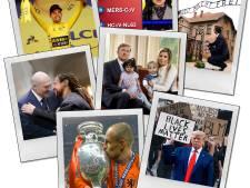 Een satirische blik op 2020: Trump de Nobelprijs en Famke Louise winnaar De Slimste Mens