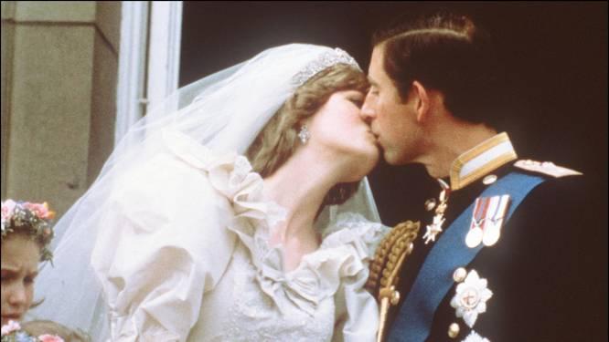 Stuk huwelijkstaart van Charles en Diana wordt na veertig jaar geveild