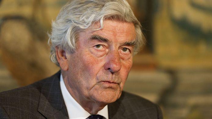 Oud-premier Ruud Lubbers.