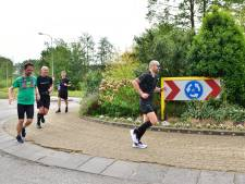 Twintig hardlopers uit Groene Hart rennen 'kunstproject'