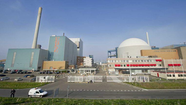 De kolencentrale in Borssele Beeld anp