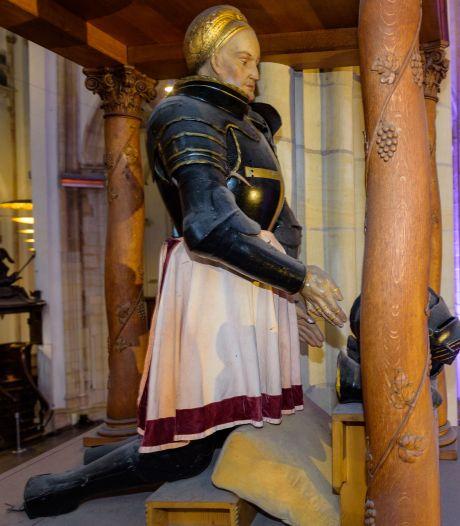 Eusebius Arnhem heeft geld binnen voor opknapbeurt harnas Karel van Gelre