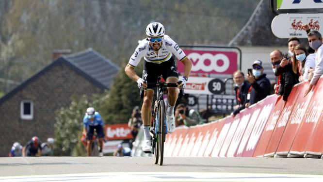 Alaphilippe komt met derde overwinning in Hoei op gelijke hoogte van Merckx en co