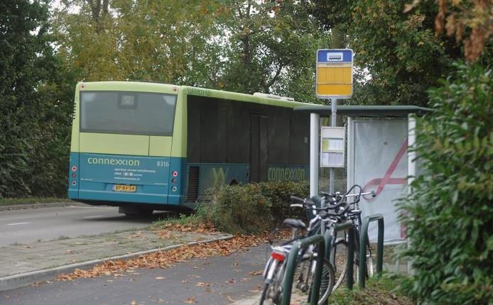 De vaste buslijn van Grijpskerke naar Middelburg (foto) krijgt een aansluiting op de belbus van Veere naar Meliskerke (lijn 62).foto Ruben Oreel