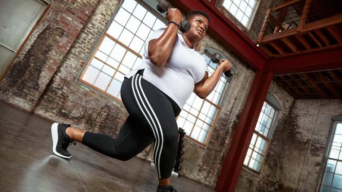 Des petites aux grandes tailles, la nouvelle collection adidas s'adresse à toutes les femmes