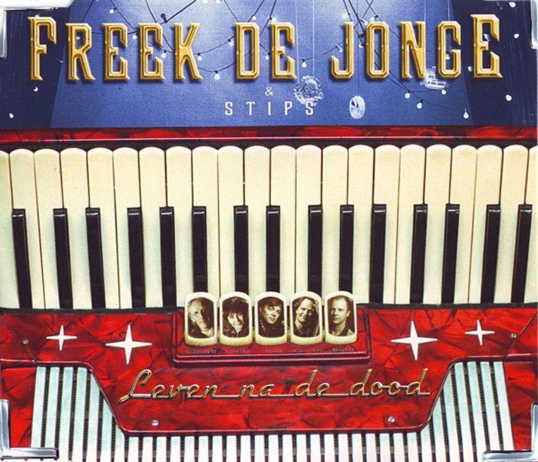 Single Freek de Jonge & Stips. Beeld