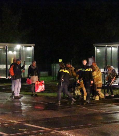 Rolstoelers kwamen zonder brandweer niet van perron Wolfheze