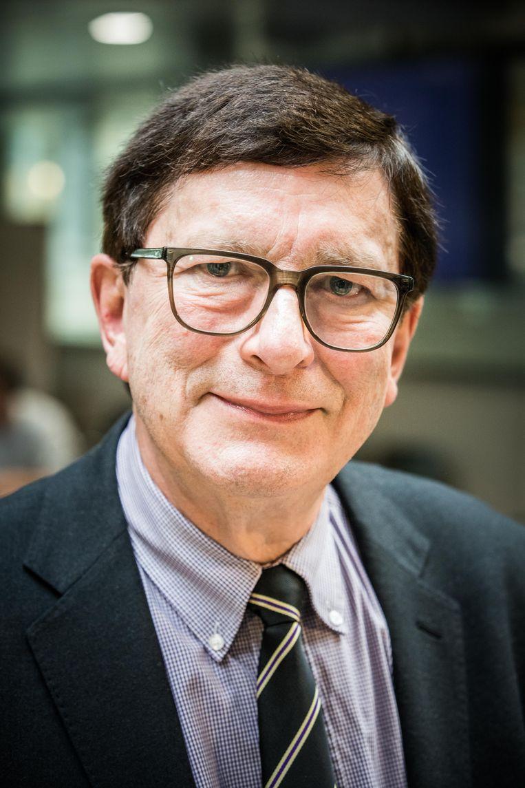 Neuropsychiater Evert Thierry Beeld Wannes Nimmegeers