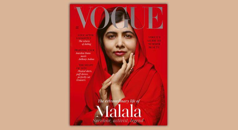 Malala Yousafzai, strijdster voor het recht op onderwijs voor álle meisjes. Beeld rv