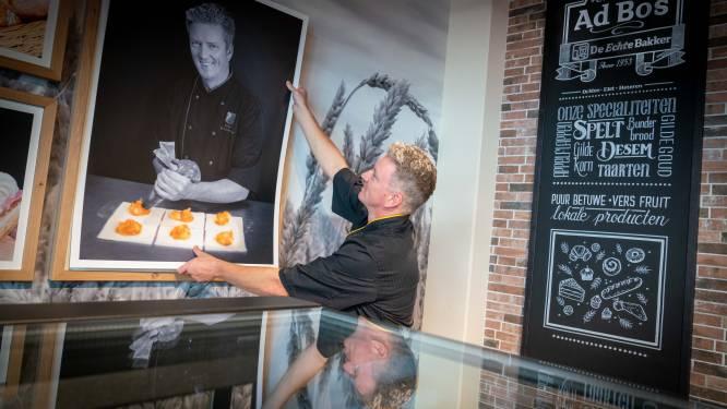 Bakker Gerbert Bos durft het aan in Heteren en opent derde bakkerij