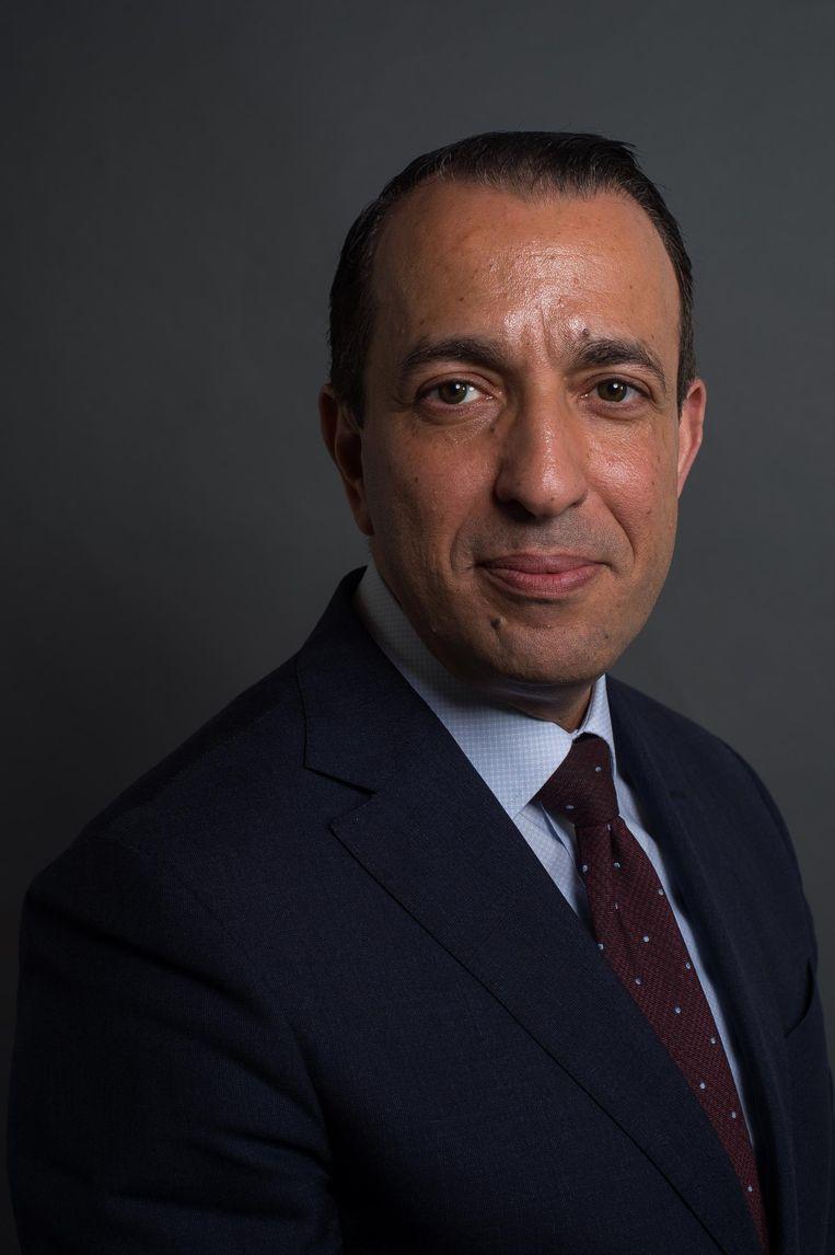 Abdeluheb Choho, wethouder D66 Beeld Mats van Soolingen