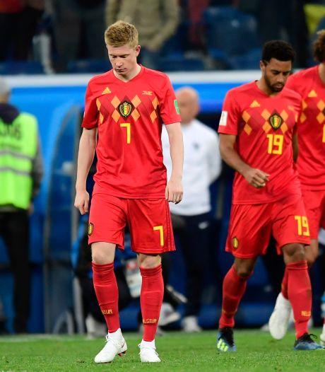 Des 0-0, des victoires pour l'honneur et un douloureux souvenir: les six Belgique-France du XXIe siècle