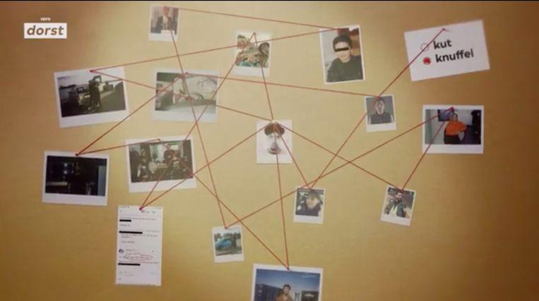In de documentaire Making a Mocro gaat Mo Jouhri op zoek naar identiteit van Killer Kamal. Beeld -