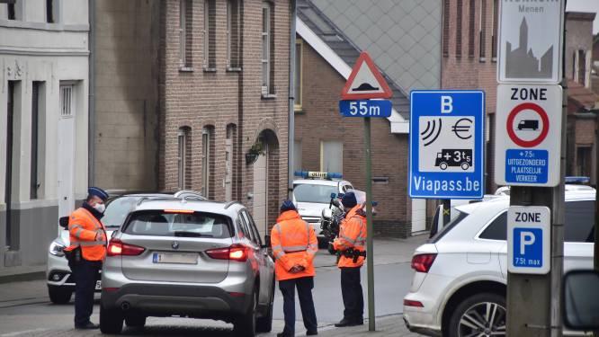 """Lokale politie pleit voor gezond verstand bij ingeperkt grensverkeer: """"Onmogelijk om 16 grensovergangen te controleren"""""""