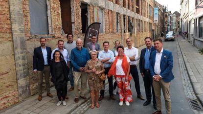 Oud belastingsgebouw maakt plaats voor woonproject