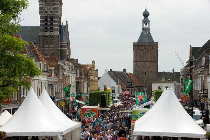 Culemborg Bijvoorbeeld: festival met muziek, markten en attracties