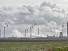 Reimerswaal heeft vertrouwen in windpark ZE-BRA, 16 molens van 200 meter hoog stap dichterbij