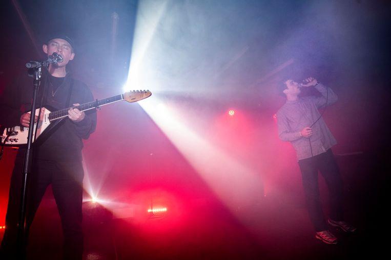 Lust for Youth op Sonic City: Depeche-Mode-uit-de-catalogusmuziek Beeld Alex Vanhee