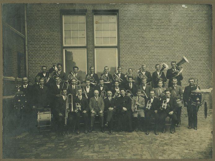 Fanfare OBK in 1924