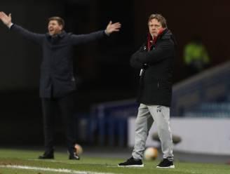 Defensief geknoei nekt Antwerp tegen Rangers: Great Old uitgeschakeld in Europa League na nieuw spektakelstuk