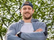 Roosendaalse rugbycaptain Dirk Danen mist finale: 'Niemand zal zien dat dit me pijn doet'