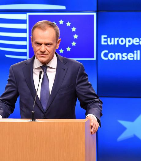 Brexit-deal 'razende race tegen de klok'