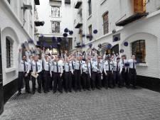 """Politiezone Antwerpen viert vijfjarig bestaan eigen werving: """"In totaal 512 inspecteurs gerekruteerd"""""""