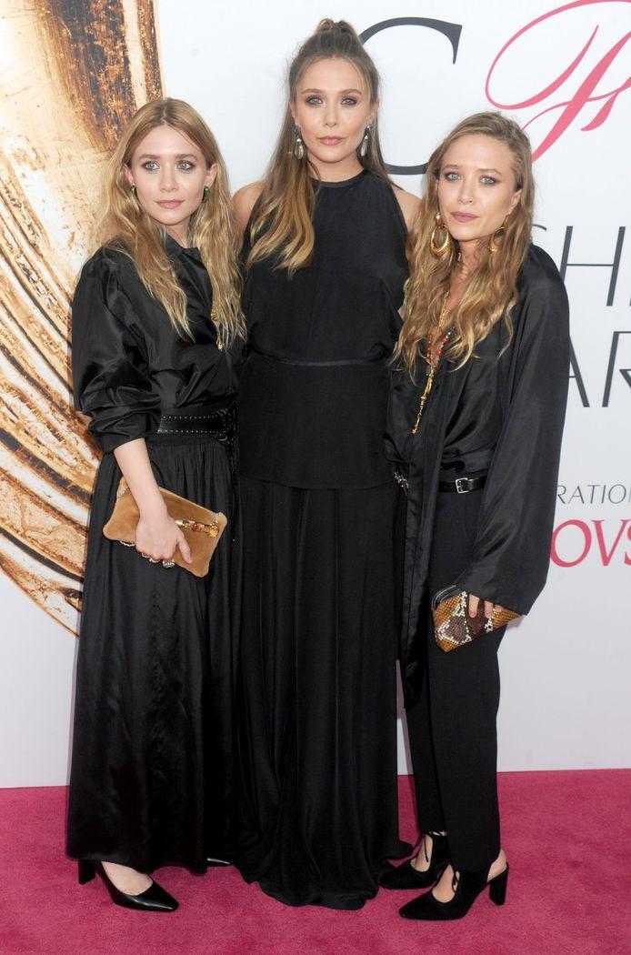 Ashley Olsen, Elizabeth Olsen en Mary-Kate Olsen