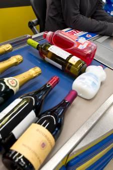 'Bestrijdingsmiddelen in rode wijn van AH, Jumbo en Lidl'