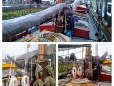Vrijbuiter vaart met Zeeuwse streekproducten